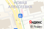 Схема проезда до компании Тандем-плюс в Харькове