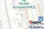 Схема проезда до компании EMS Ukraine в Харькове