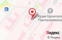 Схема проезда до компании КГМУ в Искре