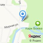Оvelo на карте Курска