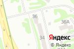 Схема проезда до компании Mortimer в Харькове