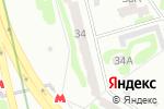 Схема проезда до компании Доктор Вет в Харькове