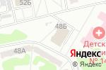 Схема проезда до компании Почтовое отделение №204 в Харькове