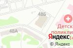 Схема проезда до компании Ощадбанк в Харькове