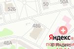 Схема проезда до компании 305 в Харькове