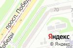 Схема проезда до компании Солнечный в Харькове