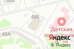 Схема проезда до компании Bakery в Харькове