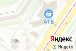 Схема проезда до компании Почтовое отделение №174 в Харькове
