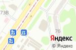 Схема проезда до компании Bushido в Харькове