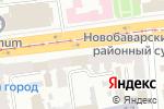 Схема проезда до компании Курьерская служба доставки в Харькове