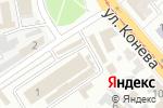 Схема проезда до компании Транспортное агентство в Харькове