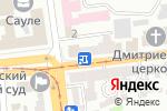 Схема проезда до компании ASTAR в Харькове