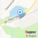 ЛСК-Курск на карте Курска
