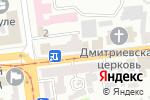 Схема проезда до компании Murzikin в Харькове