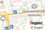 Схема проезда до компании Bell в Харькове