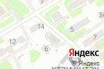 Схема проезда до компании Пузо в Харькове