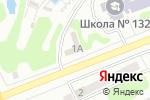 Схема проезда до компании Экспресс Климат в Харькове
