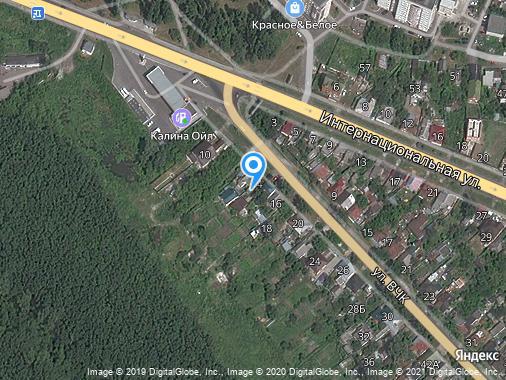 Сдается земля под ИЖС, Курск, улица ВЧК, 14