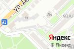 Схема проезда до компании Отдел вневедомственной охраны в Курске