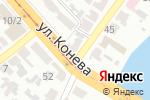Схема проезда до компании Vega Plast в Харькове