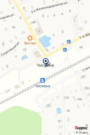СПОРТИВНО-ОЗДОРОВИТЕЛЬНЫЙ ЦЕНТР ЛАСТОЧКА на карте Волоколамска