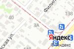 Схема проезда до компании Леди в Харькове