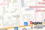 Схема проезда до компании Альянс в Харькове