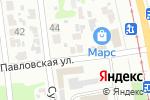 Схема проезда до компании ТOPmaster в Харькове