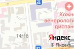 Схема проезда до компании Парикмахерская в Харькове