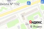 Схема проезда до компании Мама Врач в Харькове