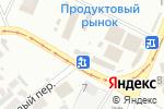 Схема проезда до компании Шиномонтажная мастерская в Харькове