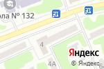 Схема проезда до компании Комиссионный магазин в Харькове