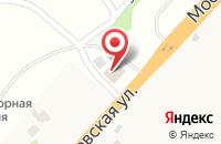 Схема проезда до компании Автопартнер в Нижней Калиновке