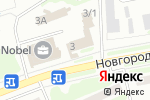 Схема проезда до компании Фауна в Харькове