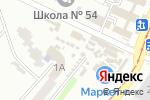 Схема проезда до компании Тридцяточка в Харькове