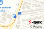 Схема проезда до компании Зоосвіт в Харькове