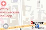 Схема проезда до компании Ярославский в Харькове