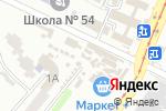 Схема проезда до компании Гаврилівські курчата в Харькове