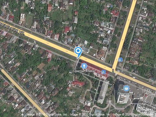 Продаем землю под ИЖС, 0.7 га, Курск, Интернациональная улица