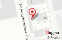 Схема проезда до компании Виком-Сервис в Калуге