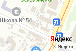 Схема проезда до компании Ваш ювілейний в Харькове