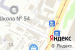 Схема проезда до компании Обед к обеду в Харькове
