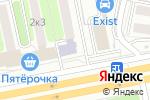 Схема проезда до компании Детская школа искусств №7 в Калуге
