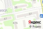 Схема проезда до компании Удачная покупка в Харькове