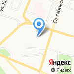 Автосервис46 на карте Курска