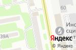 Схема проезда до компании Алеся в Харькове