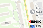 Схема проезда до компании Мед-сервіс, ТОВ в Харькове
