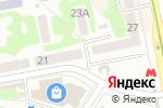 Схема проезда до компании Элита Спорт в Харькове