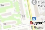 Схема проезда до компании Нотариус Назаренко В.П. в Харькове