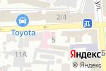 Схема проезда до компании Mebel-Europe в Харькове